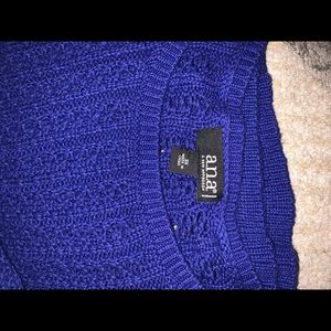 A.N.A plus size sweater